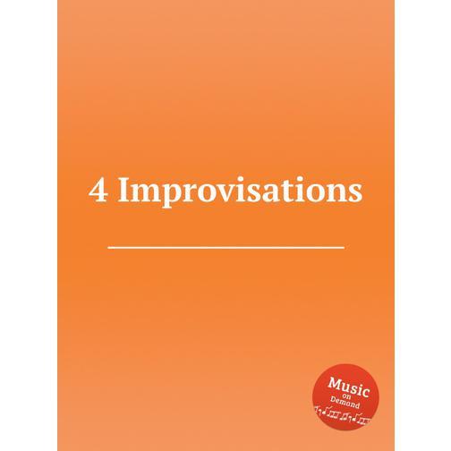 4 Improvisations 38717705