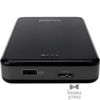 "Zalman ZALMAN Мобильный корпус для External HDD Case 2.5"" ZALMAN ZM-WE450 Black"
