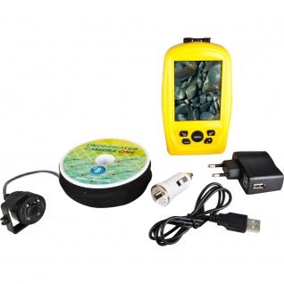 Подводная Камера Underwater Camera Color One ( Lucky 3308-8 ) JJ-Connect