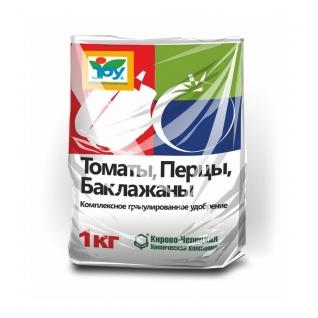 Удобрение Томаты, перец, баклажаны 1кг