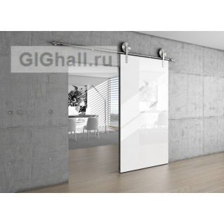 Комплект кареток для стеклянной двери D 25 mm