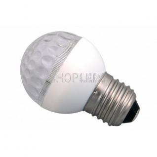 Neon-Night Лампа шар e27 9 LED ∅50мм красная