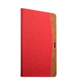 """Чехол тканевый XOOMZ для New iPad (9,7"""") 5-6го поколений 2017-2018г.г. Simple Folio Cover (XID706red) Красный"""