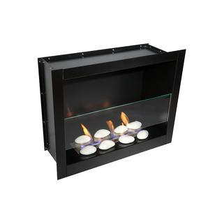 LUX FIRE Встроенный биокамин Lux Fire Кабинет 500