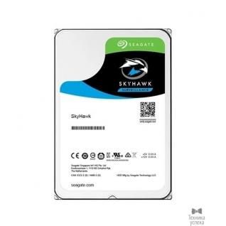 Seagate 3TB Seagate SkyHawk (ST3000VX009) SATA 6 Гбит/с, 5400 rpm, 256 mb buffer, для видеонаблюдения