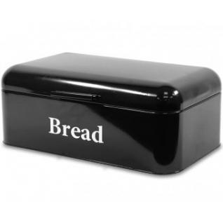 Хлебница Bread черная