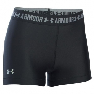 Under Armour Шорты Under Armour HG Armour женские, цвет черный