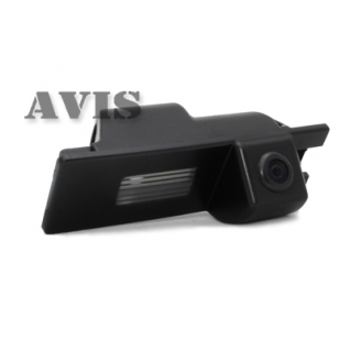 CMOS штатная камера заднего вида AVIS AVS312CPR для HUMMER H3 (#068) Avis