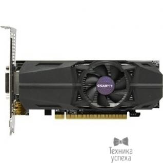 Gigabyte Gigabyte GV-N1050OC-2GL RTL GeForce GTX 1050 1392Mhz PCI-E 3.0 2048Mb 7008Mhz 128 bit DVI 2xHDMI HDCP OC Low Profile