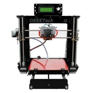 3D принтер Geeetech Unassembled Prusa I3 pro C dual extruder 3D printer DIY