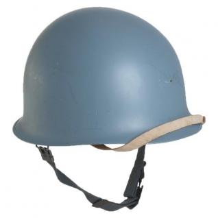 Шлем M1 США с подшлемником, как новый