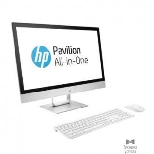 "Hp HP Pavilion 27-r103ur 4HA67EA Blizzard White 27"" FHD i3-8100T/4Gb/1Tb/W10/k+m"
