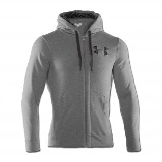 Пуловер с капюшоном Under Armour Storm Cold Gear серого цвета