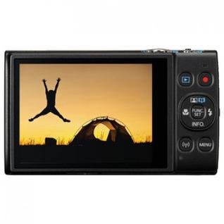 Фотоаппарат Canon Digital IXUS 285 HS Black
