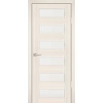 Дверное полотно Profilo Porte PS-35 Цвет Дуб перламутровый, Мокко, Белый сатинат