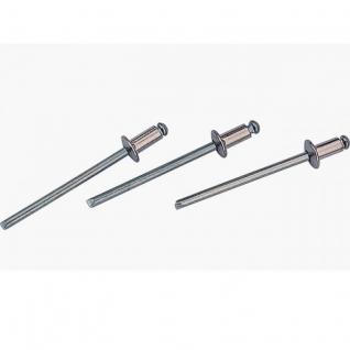 Заклепка вытяжная комбинированная 4,8х30 (50шт) STARTUL STANDART (ST4065-48-30) STARTUL