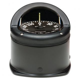 Ritchie Navigation Компас с плоской картушкой Ritchie Navigation Helmsman HD-744 чёрный 94 мм 12 В устанавливается на поверхность