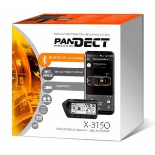 Автосигнализация PANDECT X-3150 BT Pandora