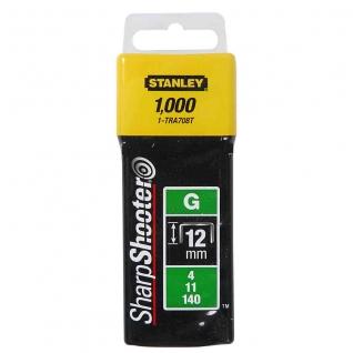 Скоба для степлера Stanley 1-TRA708T, 1000 шт