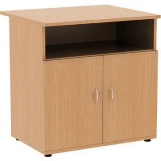 Мебель ЭКО Тумба под оргтехнику 1205 (871) бук