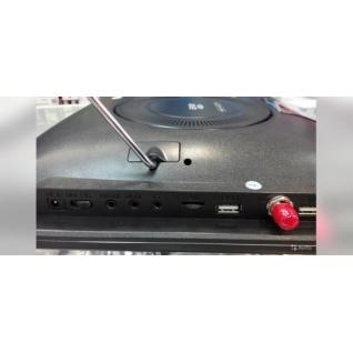 """Портативный DVD плеер с цифровым тюнером Eplutus DVB-T2 16"""" LS-155T"""