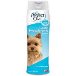 8in1 8in1 шампунь для собак PC Gentle Hypoallergenic гипоаллергенный 473 мл