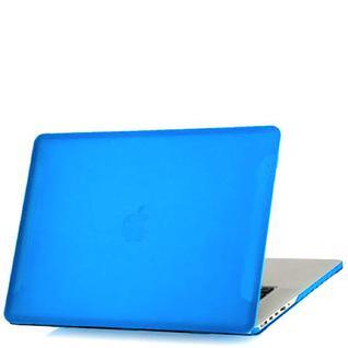 Защитный чехол-накладка BTA-Workshop для Apple MacBook 12 Retina матовая синяя