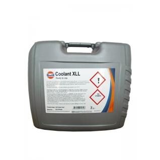 Антифриз Gulf Coolant XLL 20л