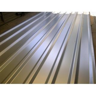 Профильный лист оцинкованный фасадный С 8 (10*1170 мм) 0,5 мм