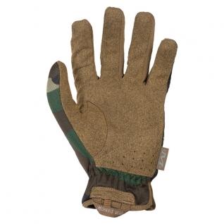 Перчатки Mechanix Wear Fast Fit, цвет лесной III