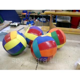 Мяч с пуховым наполнителем d - 30 см