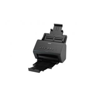 Цветной сетевой скоростной сканер Brother ADS-2400N