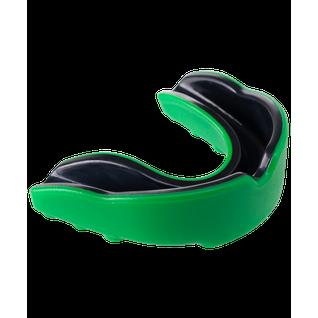 Капа детская Flamma Blizzard Mgf-031gb, с футляром, черный/зеленый