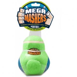 """R2P R2P игрушка для собак Mega Masher """"Кегля"""" 15 см вспененная резина с покрытием теннисного мяча"""