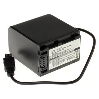 Аккумуляторная батарея iBatt для фотокамеры Sony HDR-CX150E. Артикул iB-F451