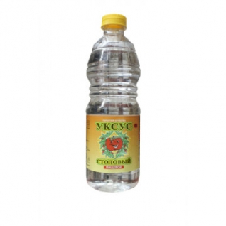 Приправа Уксус столовый 9% Абрико 500мл