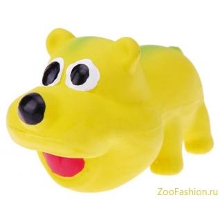 """Игрушка для собак """"Бегемот"""" (9см)"""