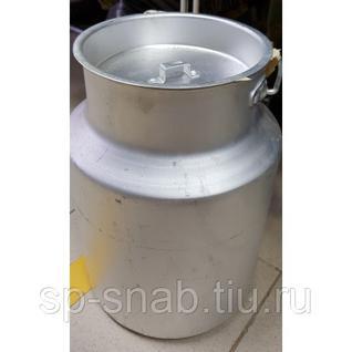 Бидон алюминиевый 3-10 л. 5 литров
