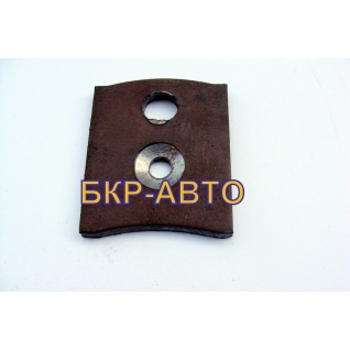 Вкладыш боковой флажок МАЗ 500-2912448