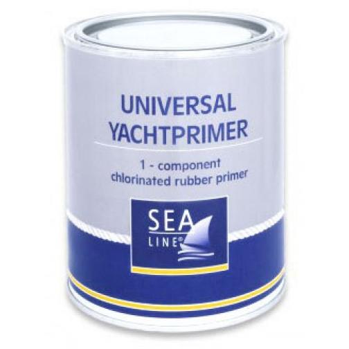 Универсальный грунт Sea-Line Yachtprimer 1K 0,75 л серый (38172) 36991728