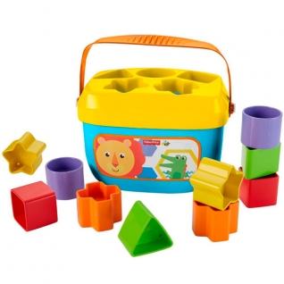 Развивающие игрушки для малышей Mattel Fisher-Price Mattel Fisher-Price FFC84 Фишер Прайс Первые кубики малыша