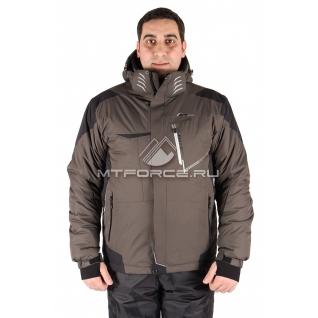 Куртка горнолыжная мужская 1555