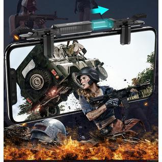 Игровой Раздвижной Триггер Rock Retractable Shooting Game Controller