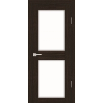 Дверное полотно Profilo Porte PS-4 Цвет ЭшВайт, Венге,Капучино,Грей,Орех пасадена, Белый сатинат
