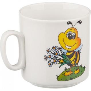 Кружка 200мл фарфор Пчелы ф. 383 (2С0488Ф34)