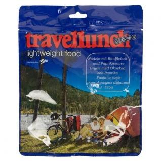 Travellunch Гуляш венгерский Travellunch с говядиной и соусом из перца