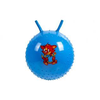 Мяч детский массажный (Синий) BRADEX
