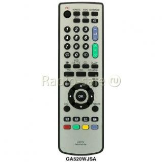 Пульт ДУ SHARP GA520WJSA LCD TV