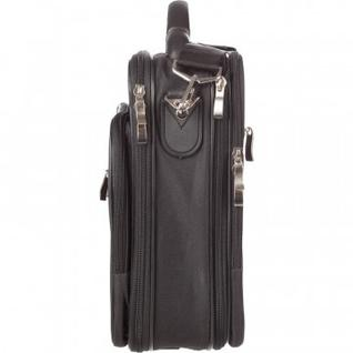 Сумка каркасная полиэстр 380x275x100, мод. 986 черный
