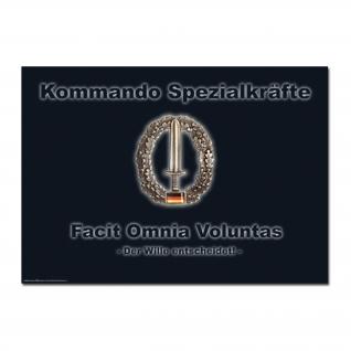 Постер Kommando Spezialkraefte